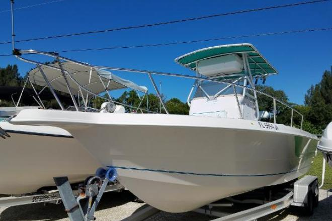 1995 Pro Line 240 Center Console - For Sale at Port Charlotte, FL 33948 - ID 174931