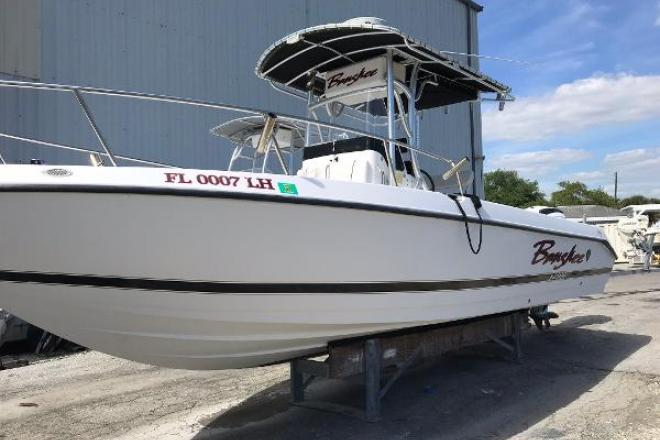 2000 Century 2600 Center Console - For Sale at Port Charlotte, FL 33948 - ID 174965