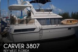 1990 Carver 3807