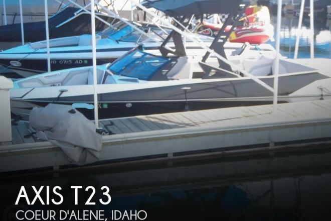 2017 Axis T23 - For Sale at Coeur D Alene, ID 83814 - ID 173626