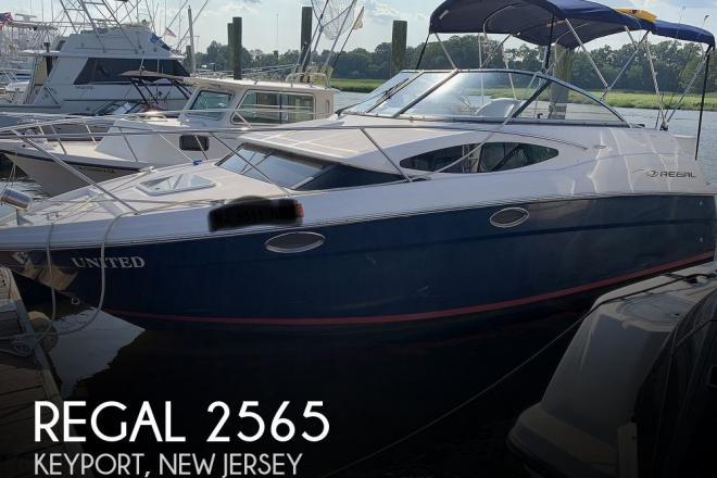 2008 Regal 2565 Window Express - For Sale at Keyport, NJ 7735 - ID 165427