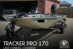 2016 Tracker Pro 170