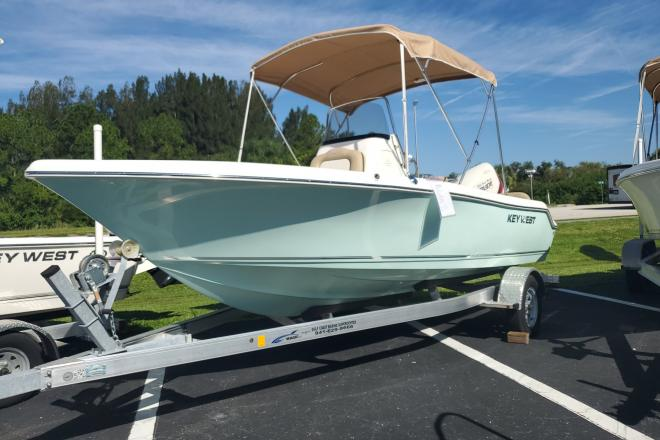 2018 Key West 189 Family Sportsman - For Sale at Port Charlotte, FL 33948 - ID 175144