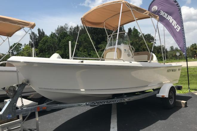 2019 Key West 1720 Center Console - For Sale at Port Charlotte, FL 33948 - ID 175146