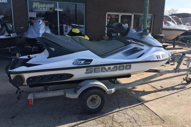 2006 Sea Doo GTX Supercharged - For Sale at Blairsville, GA 30512 - ID 120399