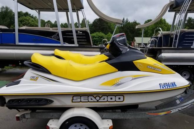 2006 Sea Doo GTI - For Sale at Blairsville, GA 30512 - ID 144130