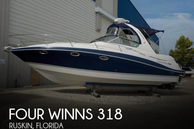 2006 Four Winns 318 Vista - For Sale at Ruskin, FL 33570 - ID 174705