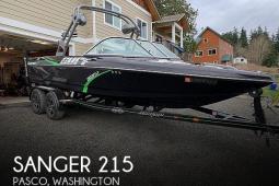 2018 Sanger V215XTZ