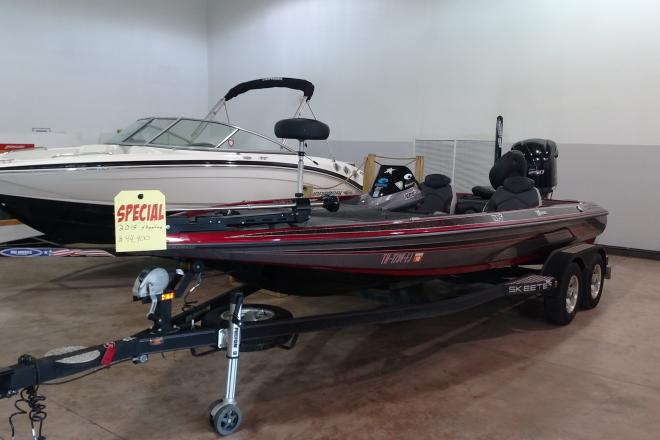 2015 Skeeter ZX250 - For Sale at Toledo, OH 43601 - ID 175341