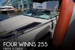 2017 Four Winns Vista 255