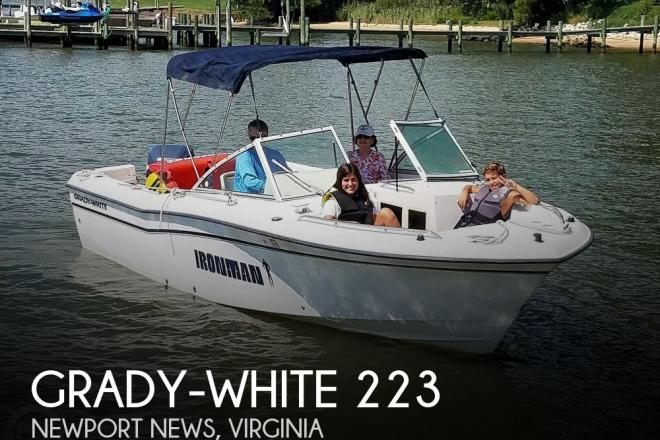 1999 Grady White Tournament 223 - For Sale at Newport News, VA 23606 - ID 152121