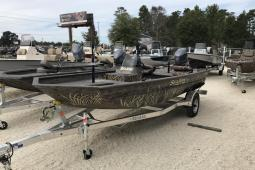 2019 SeaArk RX 170 SC