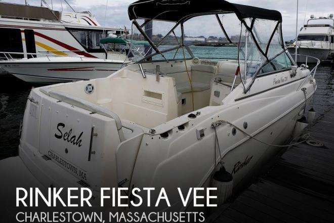 2005 Rinker 270 Fiesta Vee - For Sale at Rindge, NH 3461 - ID 173787