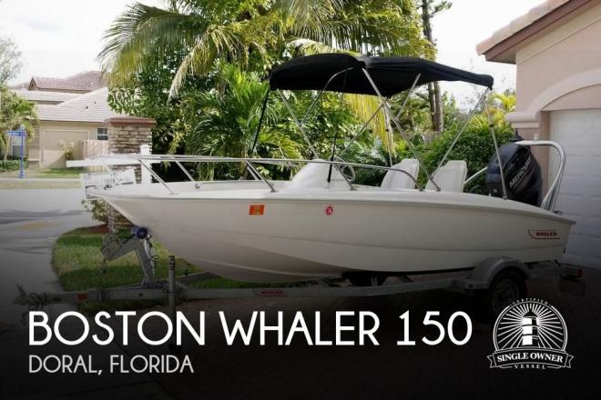 2015 Boston Whaler 150 Super Sport - For Sale at Miami, FL 33178 - ID 156960