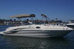 2000 Sea Ray 240 Sun Deck