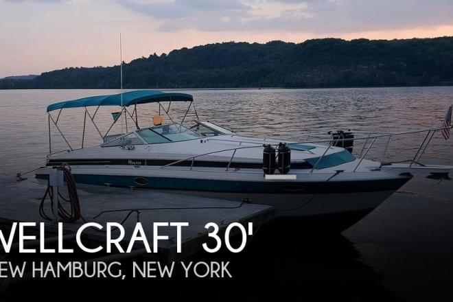 1989 Wellcraft Monaco 3000 - For Sale at Wappingers Falls, NY 12590 - ID 175696