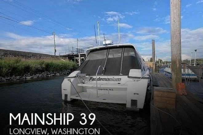 1990 Mainship 39 - For Sale at Longview, WA 98632 - ID 175702
