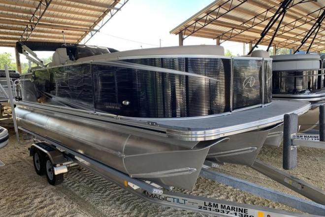 2019 Avalon LSZ Quad Lounger 22' - For Sale at Stapleton, AL 36578 - ID 156100