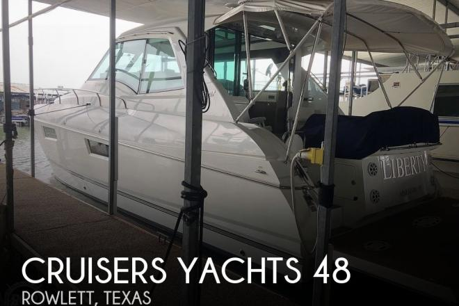 2011 Cruisers 48 Cantius - For Sale at Rowlett, TX 75088 - ID 175765