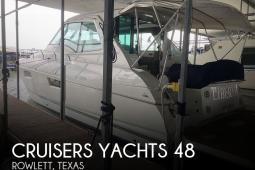 2011 Cruisers 48 Cantius