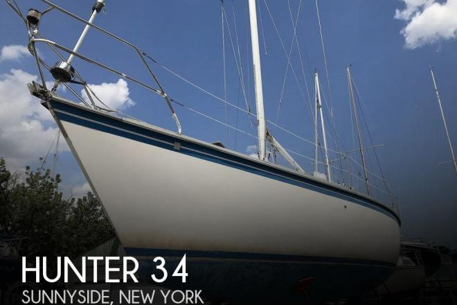 1983 Hunter 34 - For Sale at Bronx, NY 10464 - ID 174197