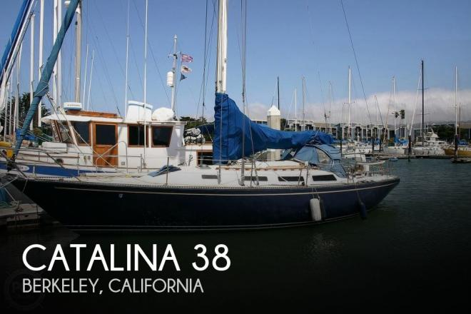 1982 Catalina 38 - For Sale at Berkeley, CA 94710 - ID 175206