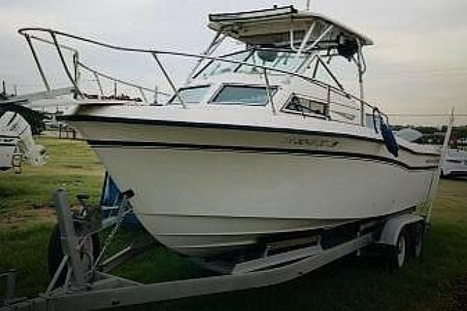 1983 Grady White 242 Caribbean - For Sale at Houston, TX 77072 - ID 175963