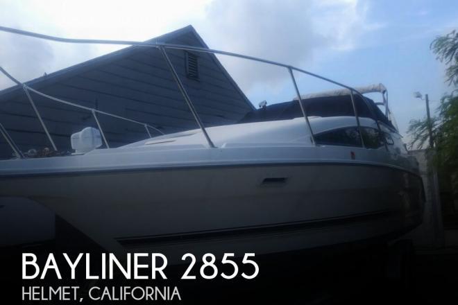 1999 Bayliner 2855 Ciera Sunbridge - For Sale at Homeland, CA 92548 - ID 147047
