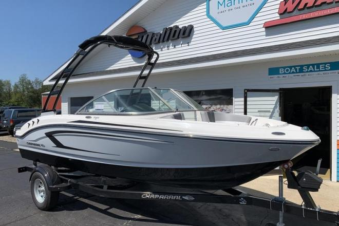 2019 Chaparral 19 H2O Sport - For Sale at Coopersville, MI 49404 - ID 158055