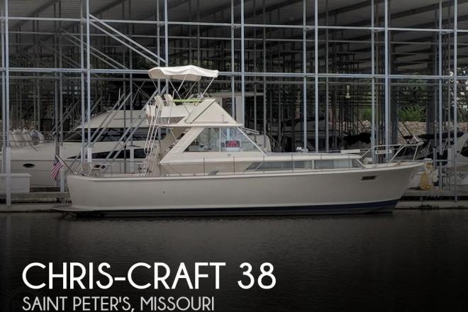 1969 Chris Craft 38 Commander Express - For Sale at Saint Charles, MO 63301 - ID 174360