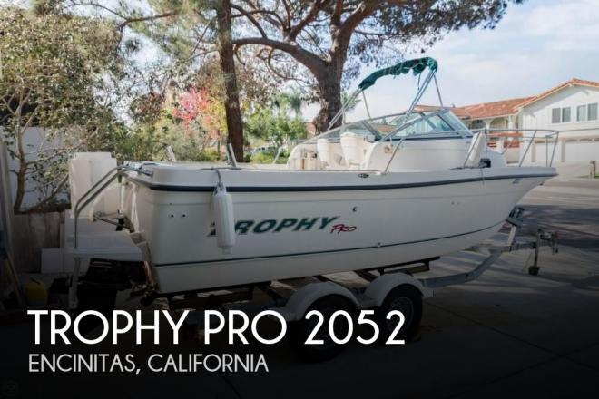 2003 Trophy Pro 2052 - For Sale at Encinitas, CA 92024 - ID 154657