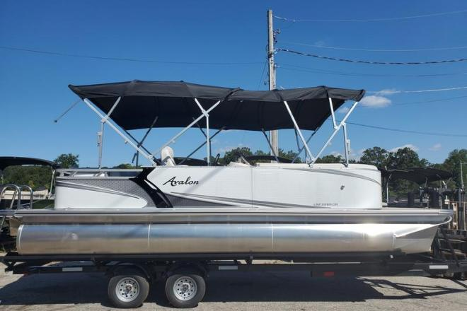 2018 Avalon LSZ Cruise 22' Pontoon - For Sale at Blairsville, GA 30512 - ID 144018