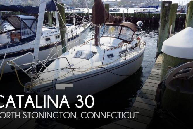 1980 Catalina 30 - For Sale at Pawcatuck, CT 6379 - ID 175190