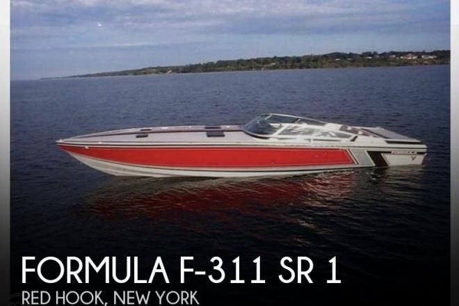1988 Formula F-311 SR 1 - For Sale at Annandale on Hudson, NY 12504 - ID 166276