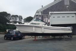 1995 Grady White 272 Sailfish Walk-around