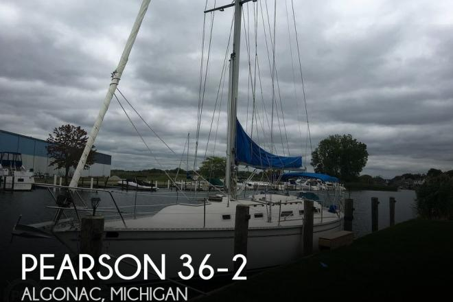 1986 Pearson 36-2 - For Sale at Harrison Township, MI 48045 - ID 176173