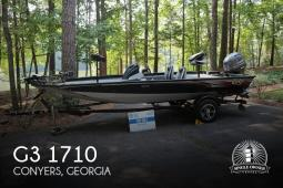 2016 G3 Boats Eagle Sportsman 1710