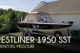 2013 Crestliner 1950 SST