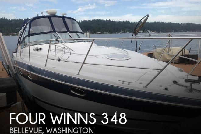 2006 Four Winns Vista 348 - For Sale at Bellevue, WA 98006 - ID 175964