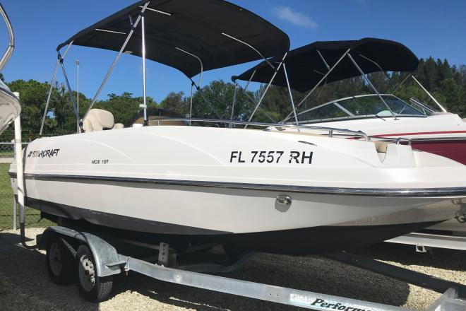2017 Starcraft MDX191 - For Sale at Port Charlotte, FL 33948 - ID 176535