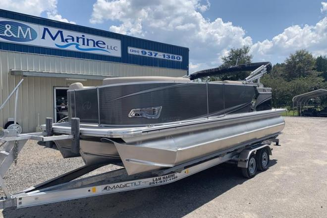 2019 Avalon LSZ Quad Lounger 22' - For Sale at Stapleton, AL 36578 - ID 151541