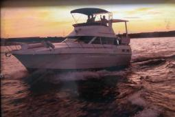 1994 Silverton 34 Aft Cabin (Lake Travis slip available!)