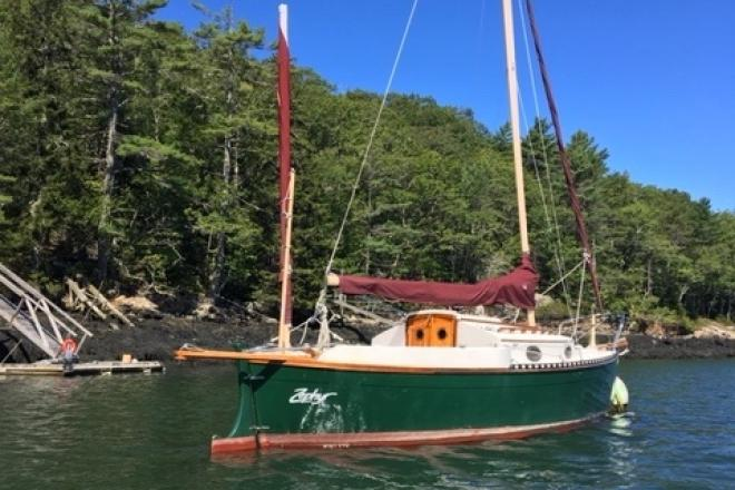 1990 nimble ketch
