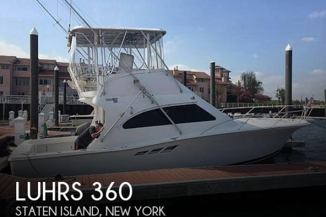 1999 Luhrs 360 Convertible - For Sale at Staten Island, NY 10308 - ID 177018