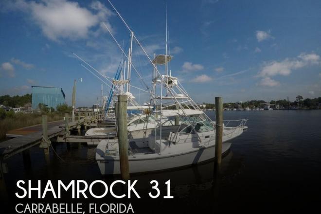1989 Shamrock 31 Grand Slam - For Sale at Carrabelle, FL 32322 - ID 135467