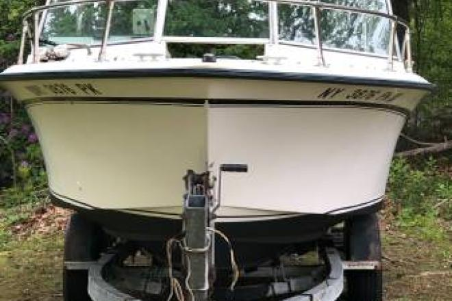 1985 Grady White Tournament - For Sale at East Patchogue, NY 11772 - ID 177110