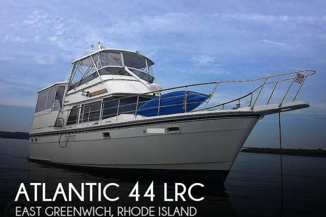 1977 Atlantic 44 LRC - For Sale at East Greenwich, RI 2818 - ID 175956