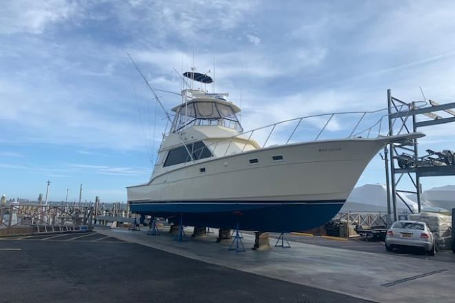 1985 Hatteras Sport Fish - For Sale at Merrick, NY 11566 - ID 177202