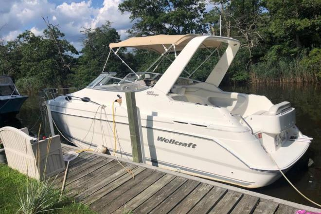2002 Wellcraft 2600 Martinique - For Sale at Oakdale, NY 11769 - ID 177219