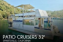 1979 Patio Cruiser 12 x 32